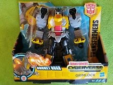 Transformers Cyberverse Ultra Class: Grimlock 18cm Hasbro 2017 NEW Sealed