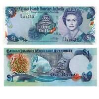 Pick 33c Kaimaninseln / Cayman Inseln 1 Dollar 2006  Unc. / 8129541vvv.