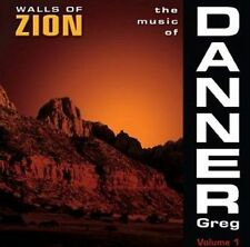 The Music of Greg Danner, Vol. 1: Walls of Zion, New Music
