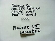 """Seeburg Selection Cancel Plunger Return Spring """"Just Like Original"""""""