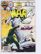 World at War #16 Charlton 1979