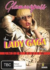 Glamourpuss - The Lady Gaga Story DVD REGION FREE - BRAND NEW SEALED FREE POST!