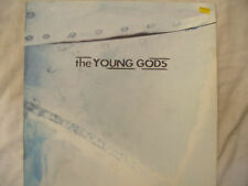 YOUNG GODS LP T.V. SKY issue holland .....play it again sam lc 7800/ bias 201