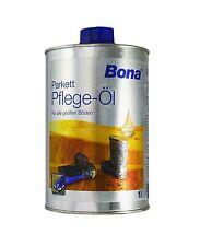 BONA Parkett OEL 1L Parkettöl Pflegeöl Ölpflege Holzpflegeöl (100ml/1,29€)