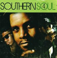 SOUTHERN SOUL 4 (MIX CD) Johnnie Taylor, Marvin Sease, Bigg Robb, Tucka, J-Wonn