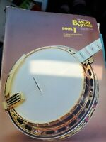 Hal Leonard Banjo Method Book 1 5-String Banjo Bluegrass Tablature unmarked 63pg
