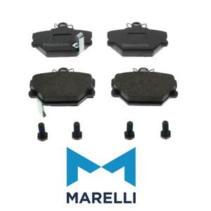 KIT SERIE PASTIGLIE FRENO ANTERIORE SMART MAGNETI MARELLI PF0398