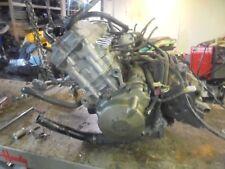 2000- 1999 Honda CBR 600 F4 CBR600 Motor Engine Running