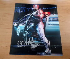Peter weller robocop * *, Original signed photo 20x25 CM (8x10), rar