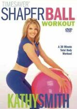 Kathy Smith - TimeSaver Shaper Ball Work DVD