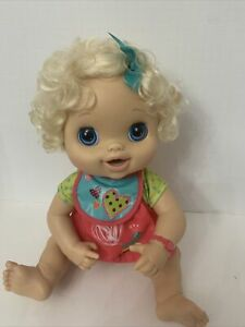 "2010 Baby Alive  REAL SURPRISES 16"" Interactive Doll"