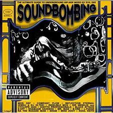 Soundbombing 1 RAWKUS (CD, Jun-2002)  VERY RARE Mos Def Talib Kweli LIKE NEW