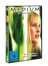 PATRICIA/HOWARD,ARLISS/LARK,MARIA ARQUETTE - MEDIUM S1 MB  4 DVD NEU