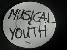 MUSICAL YOUTH - NEVER GONNA GIVE YOU UP - MCA 7""
