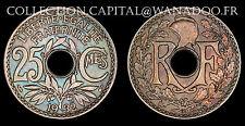 France / 25 centimes Lindauer 1932