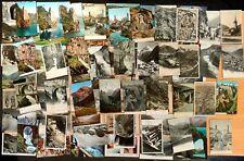 78 Postcards Canton of Uri Switzerland Andermatte Hospenthal Wassen Gothard Pass