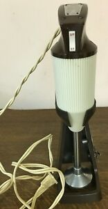 ESGE M100 Single Speed Submersible Blender w/ 2 Blades & Stand Made--Switzerland