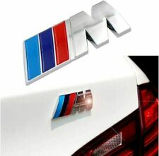 BMW M Emblem M Series Badge Rear Trunk Logo Sticker Competition