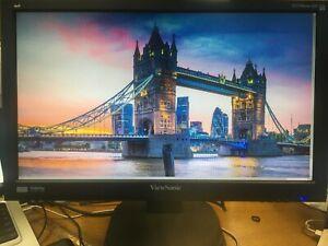 ViewSonic VG2236wm LED Modelo VS13523 Monitor Completa HD 1920 x 1080