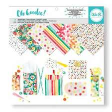 American Crafts We R Memory Keepers Oh Goodie! 12 X 12 Inch Glassine Paper Pad P
