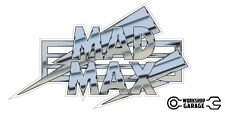New! Mad Max Movie Retro Novelty Sticker - XX Large Sticker