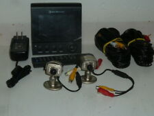 Bunker Hill Color Security System With Night Vision 63129 2 Cameras & 1 Monitor
