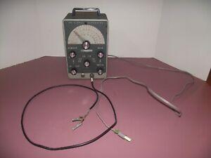 Heathkit IG-102 RF Signal Generator