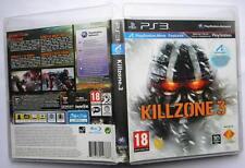 KILL ZONE 3 PS3 PAL MULTILINGUA EDITION