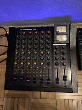 gebrauchtes MISCHPULT **STAR SOUND DYNAMIX 260** mit Netzteil,  70/80er, England