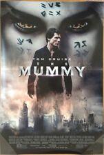 THE MUMMY MOVIE POSTER DS ORIGINAL FINAL EXL 27x40 TOM CRUISE SOFIA BOUTELLA