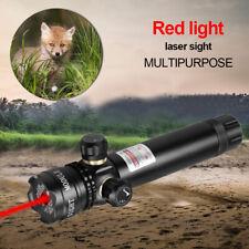 Tactical Green Red Laser Tactical Picatinny Aiming Rail Gun Light Led Flashlight