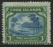 Cook Islands 1938 3/ mint o.g.