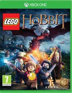 Lego The Hobbit Xbox One GOOD FREE POST +TRACKING ! (RARE)