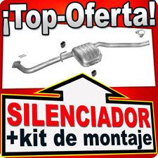 Silenciador Intermedio OPEL OMEGA B 2.0 2.2 2.5 DTI 2.5 TD 1994-2003 Escape EEM