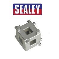 "Sealey Brake Piston wind back Cube tool 3/8""Sq Drive VS039"