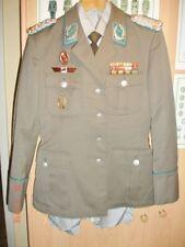 DDR-NVA-Grenztruppen-Orden-Uniform-Konvolut Offizier Luftstreitkräfte!!!!!!!!