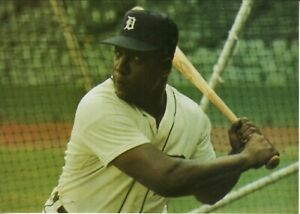 Gates Brown--Detroit Tigers--Glossy 5x7 Color Photo