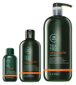 Paul Mitchell Tea Tree Special Color Shampoo (Choose One)