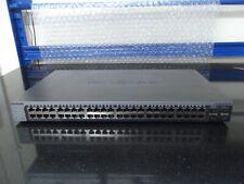 More details for netgear gs748t-500eus 48 port gigabit smart switch gs748t v5