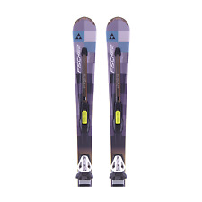 Fischer Hybrid 7.3 + Bdg RS11, Carvingski, Rocker, All Mountain Ski, 175 cm