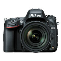 Nikon D610 FX-format 24.3MP DSLR Camera with 24-85mm f/3.5-4.5G ED VR Lens