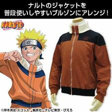 Naruto Uzumaki image Blouson Jacket L size Cosplay Costume Anime From Japan