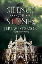 A Crispin Guest Medieval Noir Mystery: The Silence of Stones 7 by Jeri...