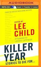 Killer Year: Stories to Die For..., Child (Editor), Lee, Good Book