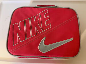 NIKE Swoosh PINK FORCE Insulated Soft Lunch Box Bag TOTE