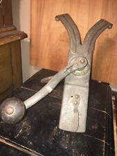 Antique Universal No.4 Bread Maker, Hand Crank Dough Mixer.