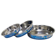 Durapet Stainless Steel - Non Slip - Cat Bowl 250ml 0.25 litre