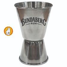 BUNDABERG RUM DOUBLE JIGGER For Rum LOVERS