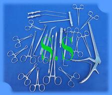 Basic Craniotomy Instrument Set Ds 1019