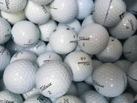 TITLEIST PRO V1 GOLF BALLS PEARL/ GRADE A LAKE BALLS FREE DELIVERY 24  48